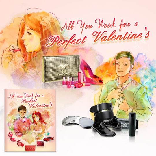 eBay Valentine's Catalogue