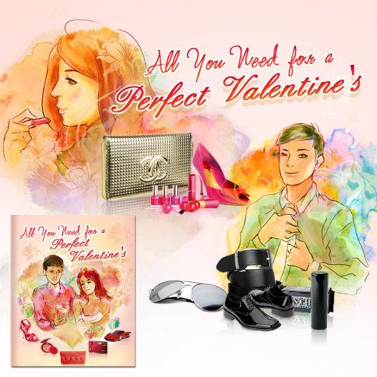 eBay Valentine's Catalogue