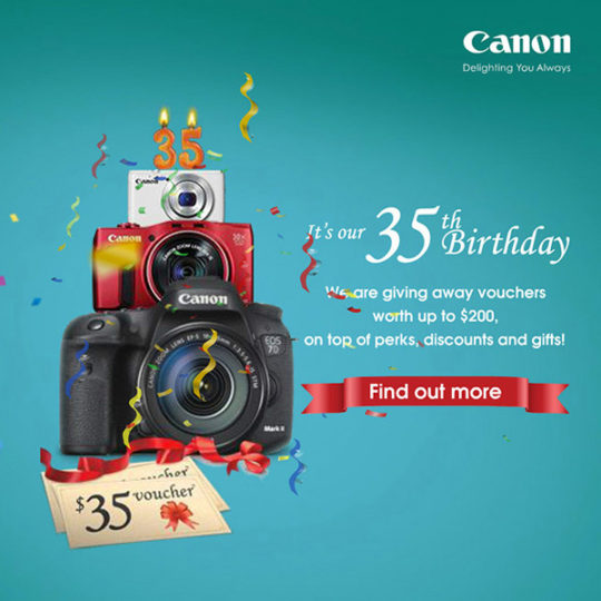 Canon – Rich Media Banners