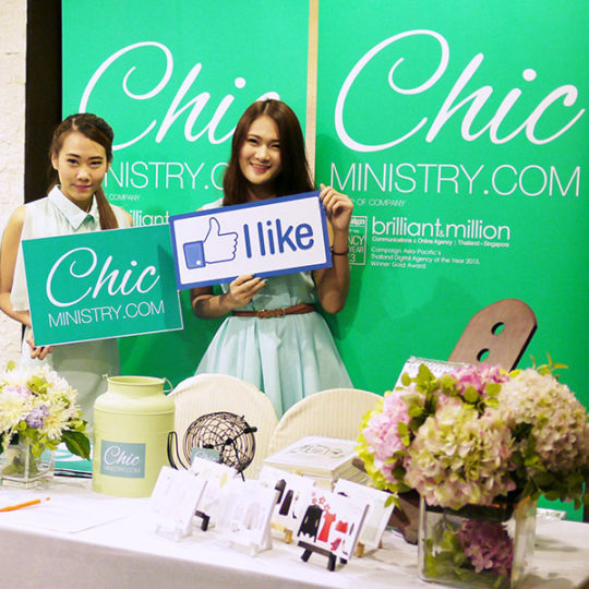 ChicMinistry – Popup Event