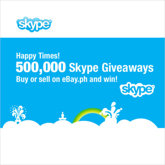 eBay Skype Out