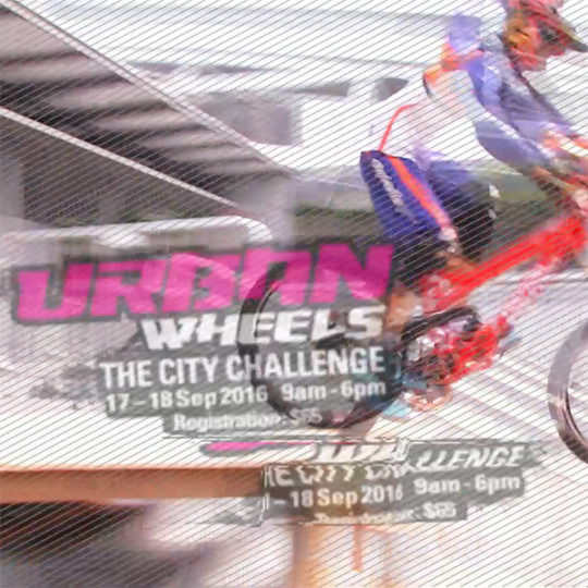 Urban Wheels TVC 2016