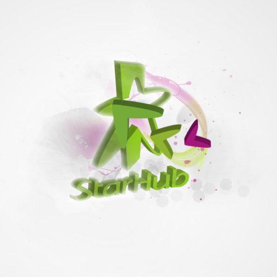Starhub Logo Ident