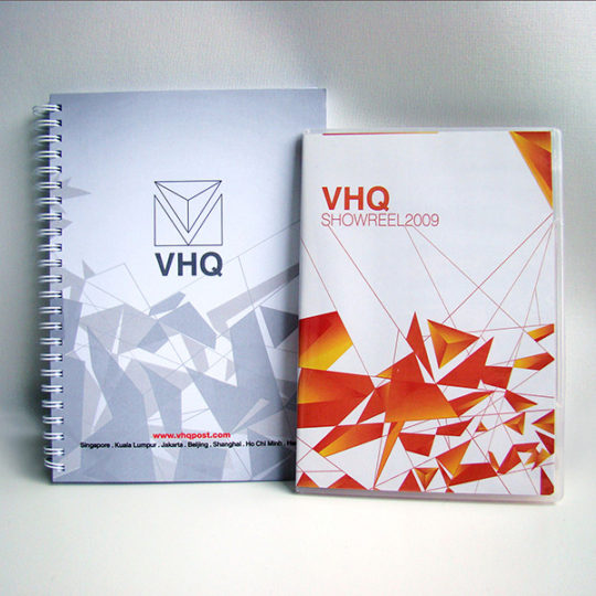 VHQ Showreel Package 2009