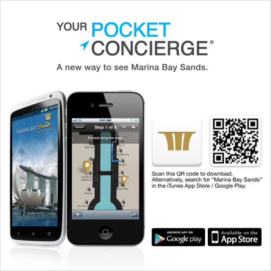 Your Pocket Concierge