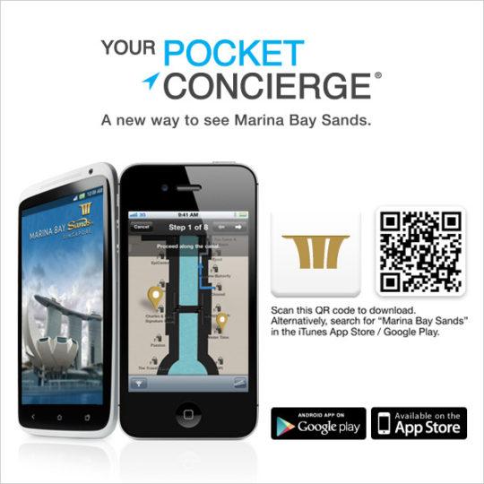 Your Pocket Concierge