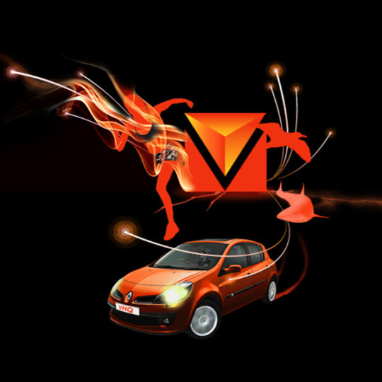 VHQ Logo Ident